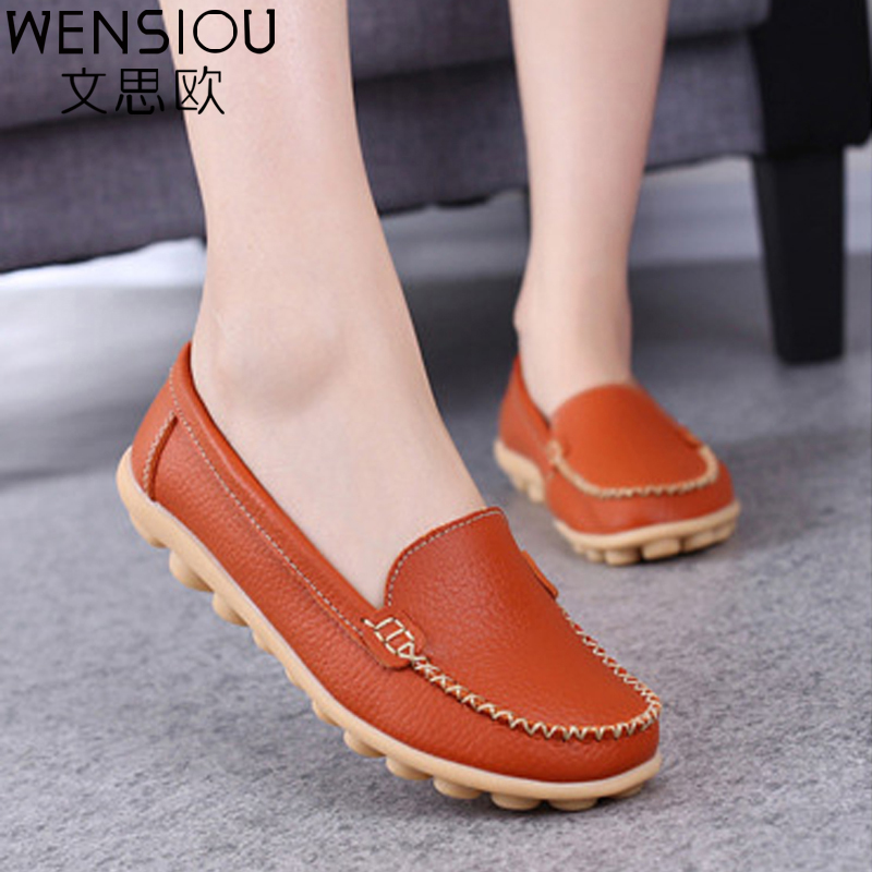 2017 Women Flats Solid Color Cut-outs Women Casual Shoes Round Toe Breathable Moccasins Shoes Loafers Driving Flats Shoes CDT916 scovo discovery сд 021