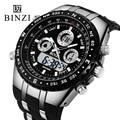 Hombres Reloj Deportivo Marca Horloges Mannen Choque Impermeable de Doble Pantalla Digital de Pulsera Relogio Masculino masculino reloj de pulsera de LOS HOMBRES