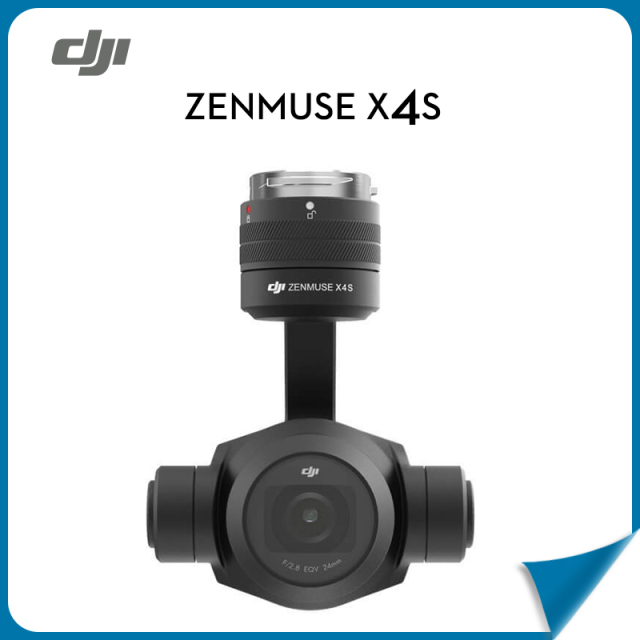 Xmas!DJI Zenmuse X4S For DJI Inspire 2 1 PRO/RAW RC Drone Helicopter 1-inch Sensor for Extended Flight times & Enhanced Agility