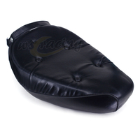 Front Driver Leather Seat Cushion For Honda Rebel CA250 86 12 CMX250 2003 2004 2005 2006 2007 2008 2009 2010 11 12 CMX250C 86 12