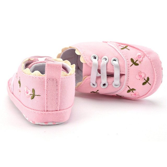 2019 Fashion New Autumn Winter Baby Shoes Girls Boy First Walkers Newborn Shoes 0-18M Shoes First Walkers 2