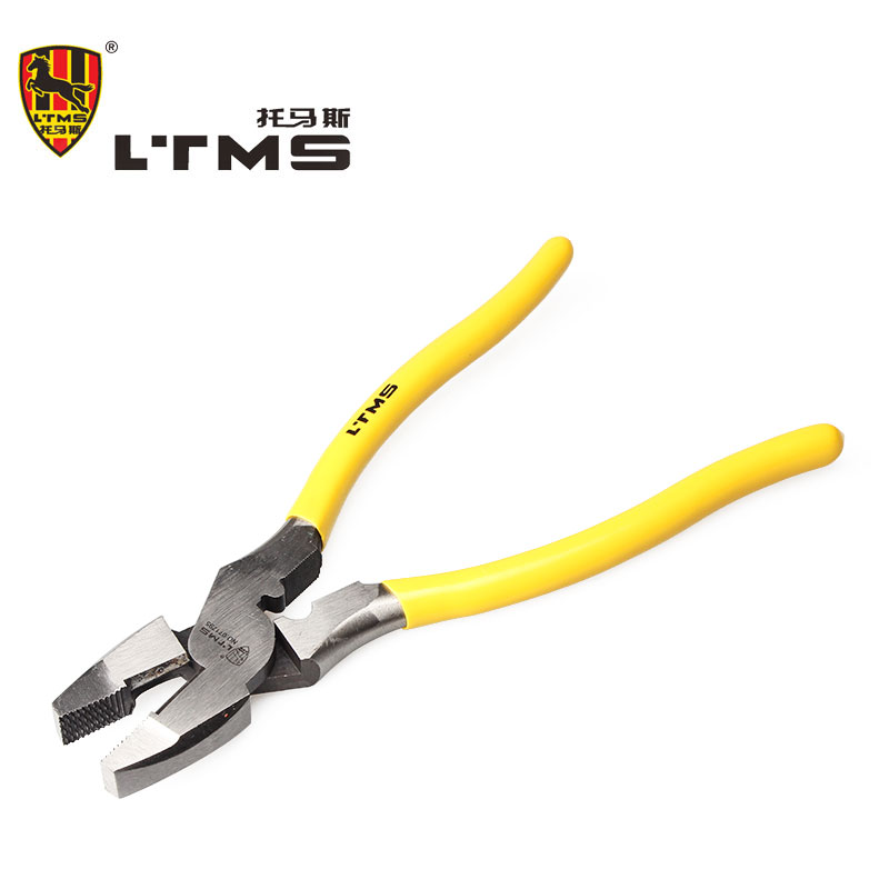 Multifunction Tool Cable Tool Instruments Carbon Steel Pliers Tool Wire Cutter 9.5 Electrical Wire Stripper Pliers Hand Tools 6 inch cutting pliers hand tools pincer pliers and orange black handle wire cutter wlxy brand electrical tool clamp
