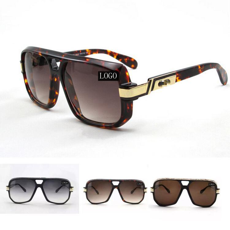 2016 The Most Popular Brand Germany Sunglasses Fashion Unisex Acetate Big Size Sunglasses Brand