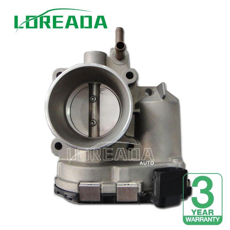 Throttle Body Assembly for Chery A1 QQ V3 V5 V6 4A91 engine Jac Zotye Changa F01R00Y002