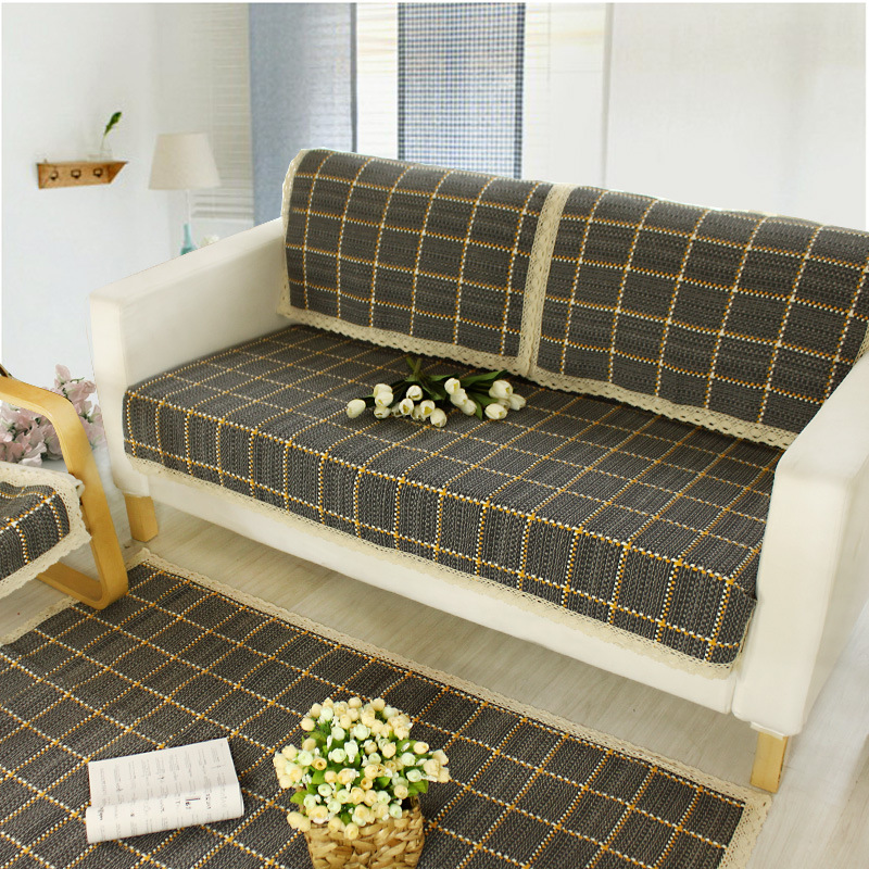 Wliarleo Sofa Towel Slip Resistant Breathable Covers For
