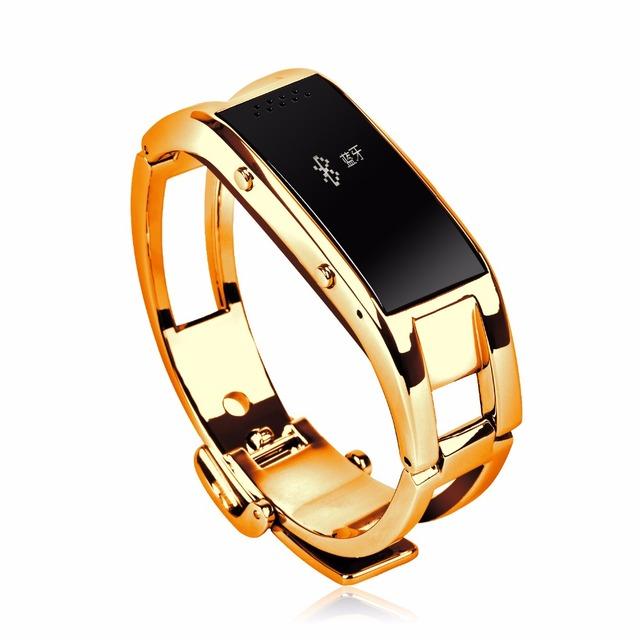 Mujeres smart watch smartwatch reloj bluetooth para apple iphone 6 6 s ios android teléfono inteligente pulsera banda de pulsera regalo de la manera