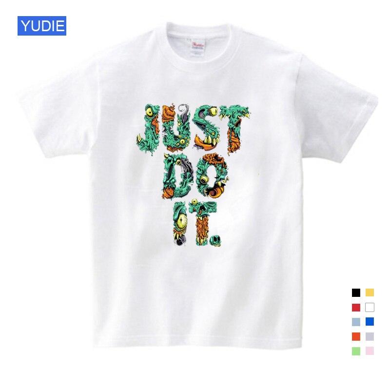Crianças Os Melhores Vendedores Engraçado Roupas Menino T Camisa Das Meninas T Camisa Personalidade Impresso Crianças Verão Hip Hop Anime T camisa 3T9T