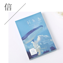 30 Pcs/lot Whale Blue Sea Postcard Greeting Card Christmas Card Birthday Card Gift Cards Free Shipping(China)