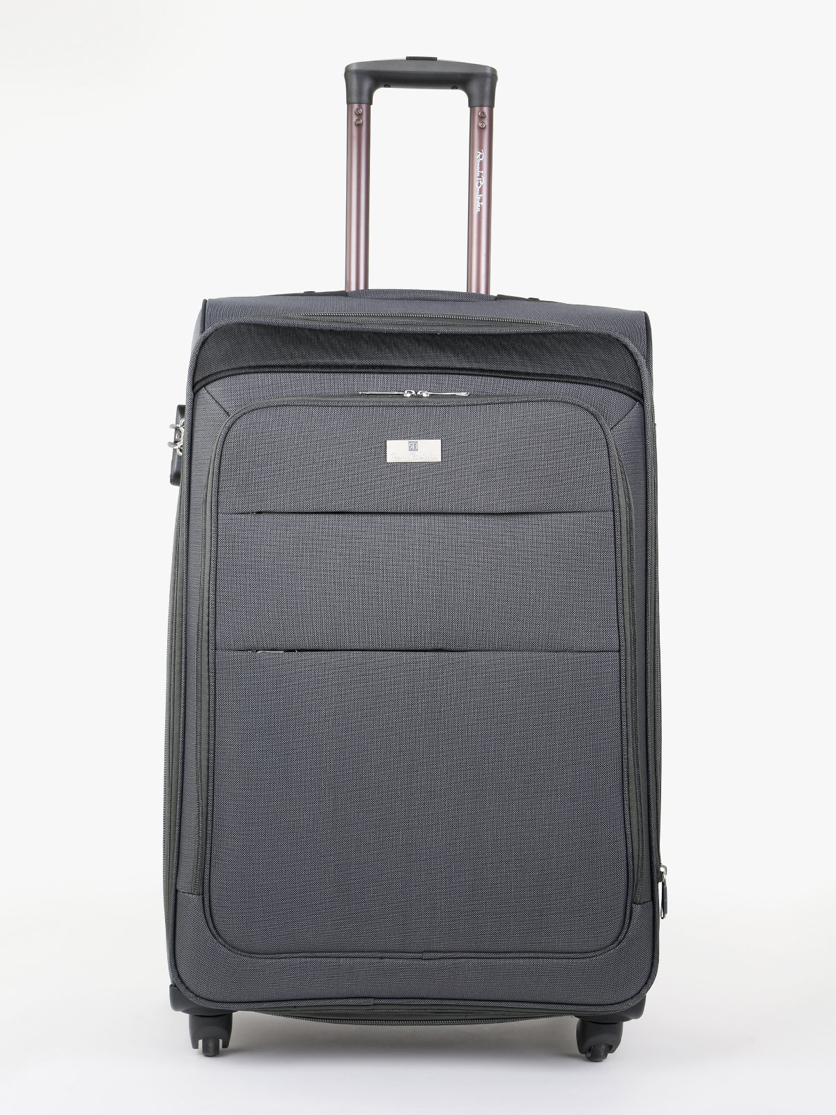Suitcase Large 4 Wheels-77X48X34-Gray