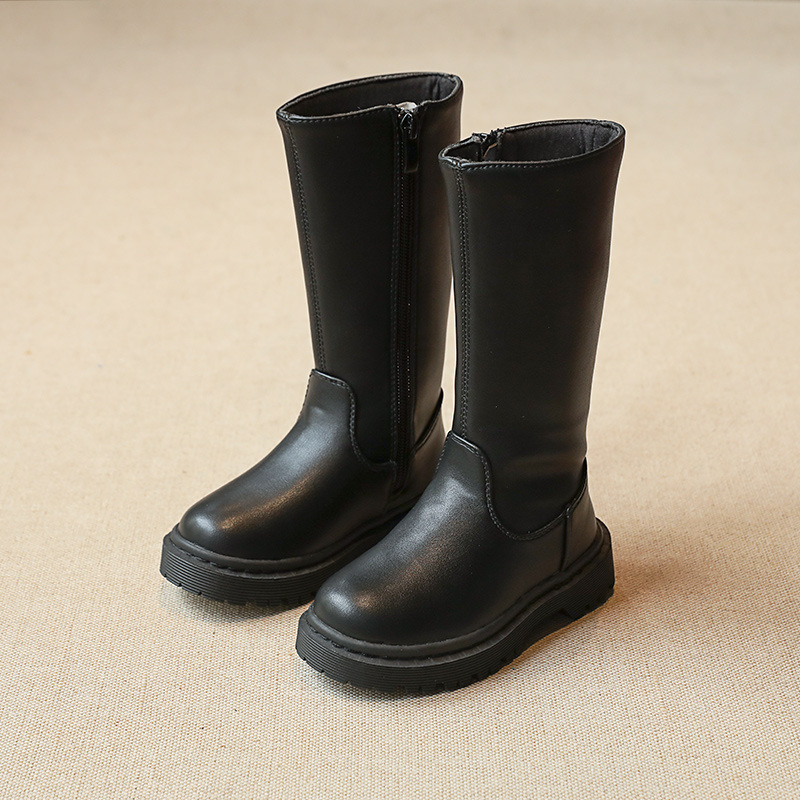 Aliexpress.com : Buy Toddler Girls Leather boots Winter