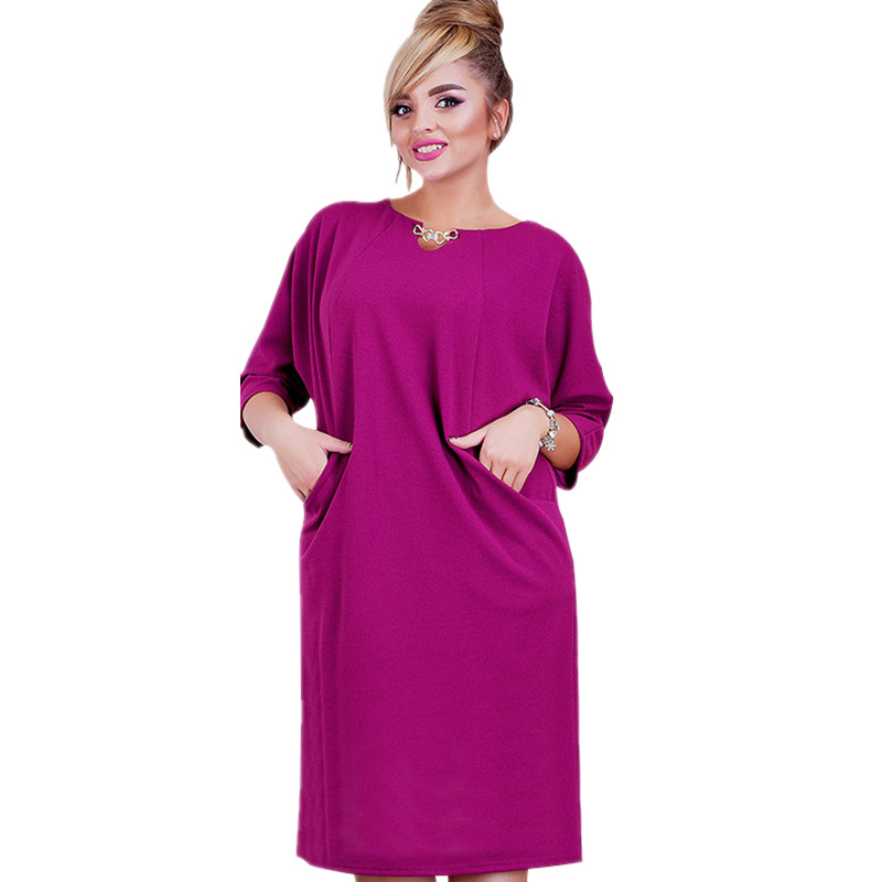 adibo vestido de plus size winter dress cheap clothes