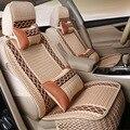 Bonitos tampas de assento do carro para o golfe 5 GFTHL capas para assento de couro do carro acessórios do carro para tiguan