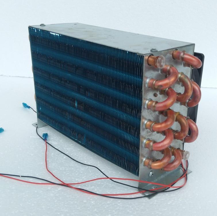 Purswave Fn4x6x240 Mini Condenser With 2pcs 12v24v220v 120