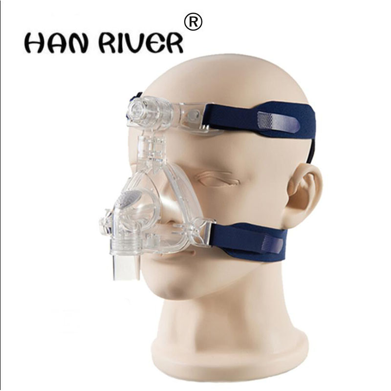 2018 high quality ventilator nose mask for all-purpose sleep apnea with head and home breathing machine accessories hot selling cashel crusader fly mask with long nose all sizes