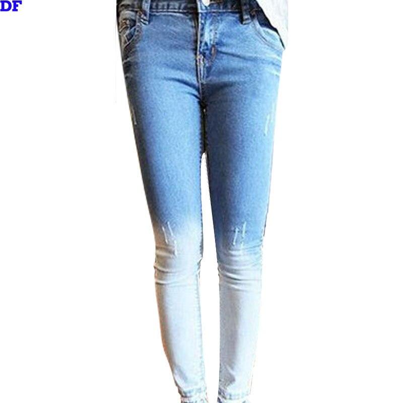 Aliexpress.com : Buy Skinny Jeans Woman 2015 New Boyfriend Jeans