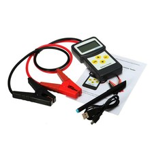 12V Micro-200 Car Battery Tester CCA100-2000 USB Car Battery System Analyzer Accurate Detection Car Battery Diagnostic Tool
