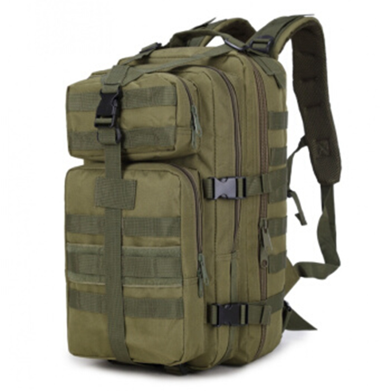 Outdoor Military Tactical Sling Backpack Army Waterproof Rucksack Bag