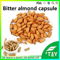 Natural Bitter Apricot Seed Extract/Almond Extract  Capsule 00#capsule *1000pcs