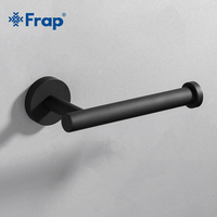 Frap Newly Wall Mounted 304 Stainless Steel Toilet Paper Holder Toilet Roll Holder WC Paper Holder Bathroom Accessories Y14003
