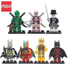 Single Sale Iron Man Figures Marvel Avengers Super Heroes Ironman Deadpool Legoingly Education Building Blocks Bricks