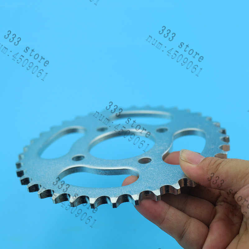 TDPRO 48mm 420 37T Rear Chain Sprocket for Pit Dirt Bike ATV Go Kart Trike