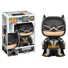 FUNKO POP DC Comics Justice League & Batman #204 Vinyl Action Figure Collection Model Toys for Children birthday gift(China)