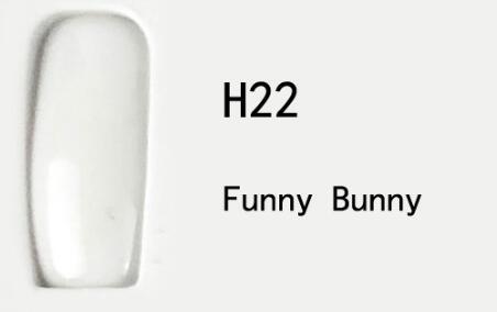 273 Color 15ml UV LED Gel Polish Vernis Semi opies Permanent Lasting Nail Art G , H serise Funny Bunny (need lamp dry) невидимка для волос funny bunny розовые цветы 2 шт