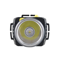 High power 10W headlight outdoor camping waterproof headlight night riding fishing LED headlights portable rechargeable headlamp
