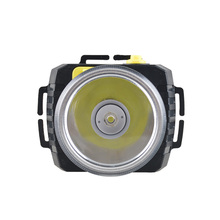 High power 10W headlight outdoor camping waterproof night riding fishing LED headlights portable rechargeable headlamp