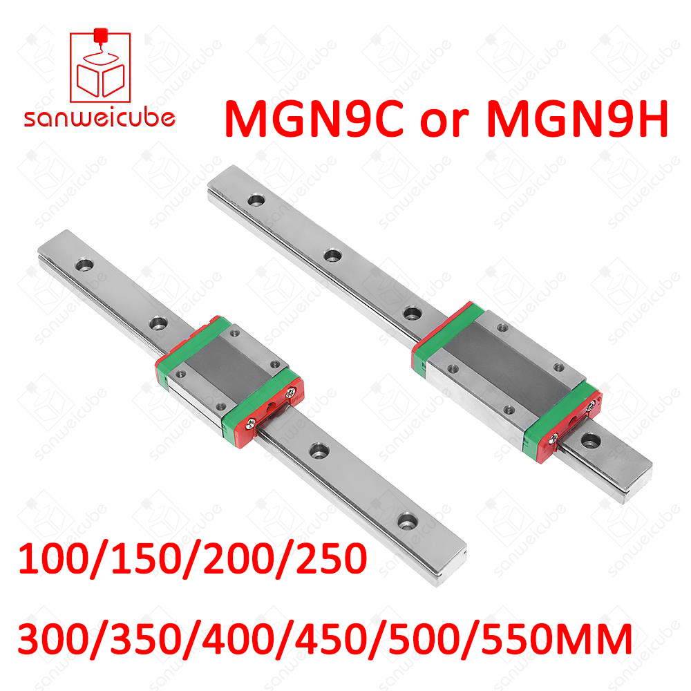15mm for Linear Guide MGN15 400mm for linear rail way or MGN15C or MGN15H for Long linear carriage for CNC X Y Z Axis 15mm linear guide mgn15 l 400mm linear rail way mgn15h long linear carriage for cnc x y z axis free shipping