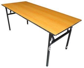Складной прямоугольный Банкетный стол