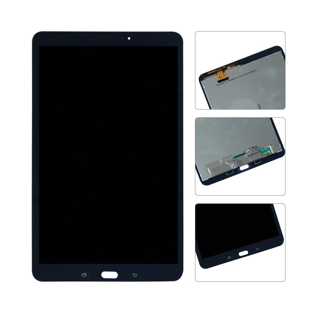 10.1 ''pour Samsung Galaxy Tab A 10.1 T580 SM-T580 LCD écran tactile numériseur assemblée remplacement