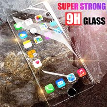 5 teile/los Explosion-Proof Gehärtetes Glas Für iPhone 11 Pro X XS MAX XR 8 7 Plus 6S 6 5 S 5 SE 4 Screen Protector Schutz Film(China)