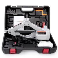 DC12 electric car lifting jack 2ton 3ton Lifting 35cm,42cm Auto multi function maintenance tools