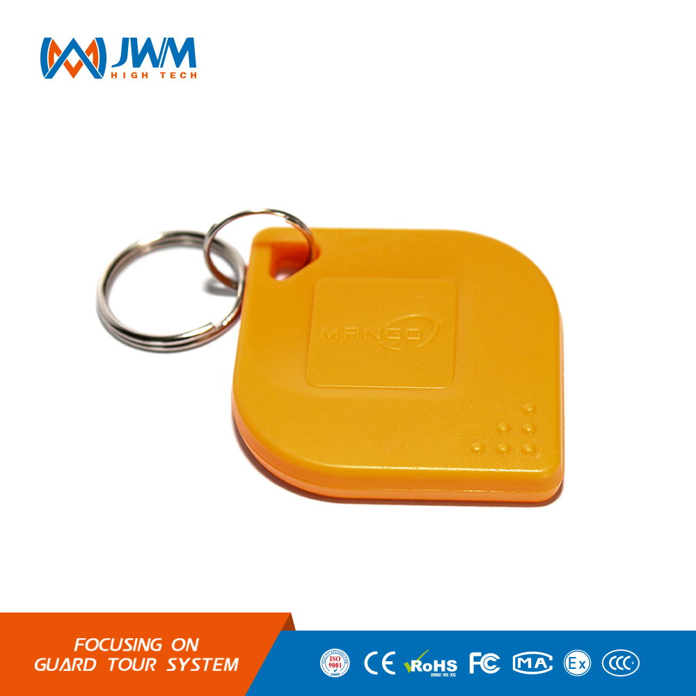 JWM RFID Tags 125KHz Or Ibutton For Guard Tour Checkpoint