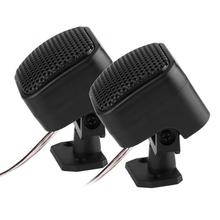 2pcs  Loud Audio Music Tweeter Loudspeaker Car Small Square Speaker 500W Som Automotivo accesorios automovil