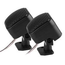 Petit haut-parleur carré 500W, 2 pièces, Audio, musique, Tweeter, accessoires automobiles