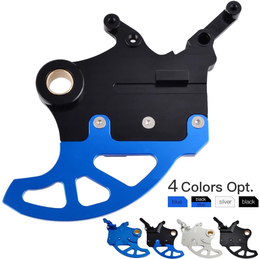 disco de freio traseiro guarda pinca de freio suporte adaptador para yamaha yz yzf wrf 125