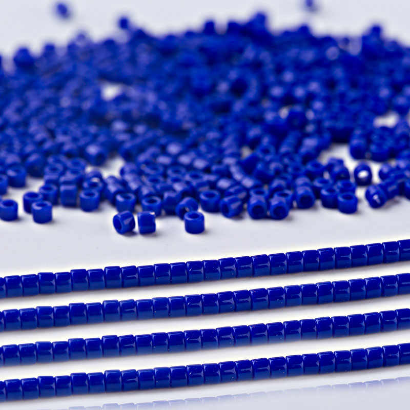 Miyuki Delica beads Black color DB10 Jewelry making 3 grams/lot 11/0 1.6x1.3MM about 600pcs Perle Miyuki Pour Fabrication Bijoux
