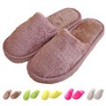 Women Men Lover Soft Plush Slipper Autumn Winter Warm Woman Man Home House Shoe Mujer Pantufas Couple Foam Sole Floor Slippers