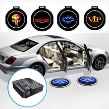 Car door HD welcome light infrared sensor light laser projector marking lamp shadow light for Toyota BMW Mercedes Ford Hyundai