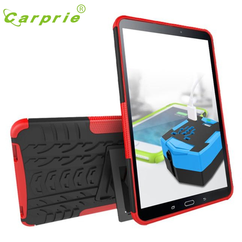 CARPRIE Cover Case For Samsung Galaxy Tab A 10.1 2016 T580 Shock Hybrid Stand Case Feb23 MotherLander