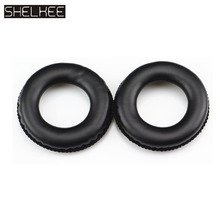 SHELKEE Free shipping Audio Replacement Ear Pad Replacement parts + Headband Cushion For Superlux HD681/HD681B headphone superlux hmc660x