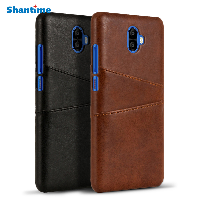 For Oukitel K8000 Case Cover Vintage Leather Back Cover For Oukitel K8000 Business Case 5.5 With Card Pocket Wallet Case