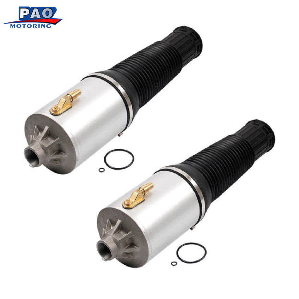 2PC Front Left&Right Air Suspension Bag Repair Kits For <font><b>Audi</b></font> <font><b>A8</b></font> <font><b>D3</b></font> <font><b>4E</b></font> 3.2L V6 02-10 4E0616039AF 4E0616040AF Spring Shock Struts image