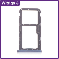 Witrigs for Huawei Mate 10 Lite OEM SIM Card Tray Aurora Blue|SIM/SD Card Trays|Cellphones & Telecommunications -