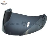 Dark Smoke Full Face Helmet Visor Shield Case for AGV GP Pro S4 Airtech Stealth Q3 Titec