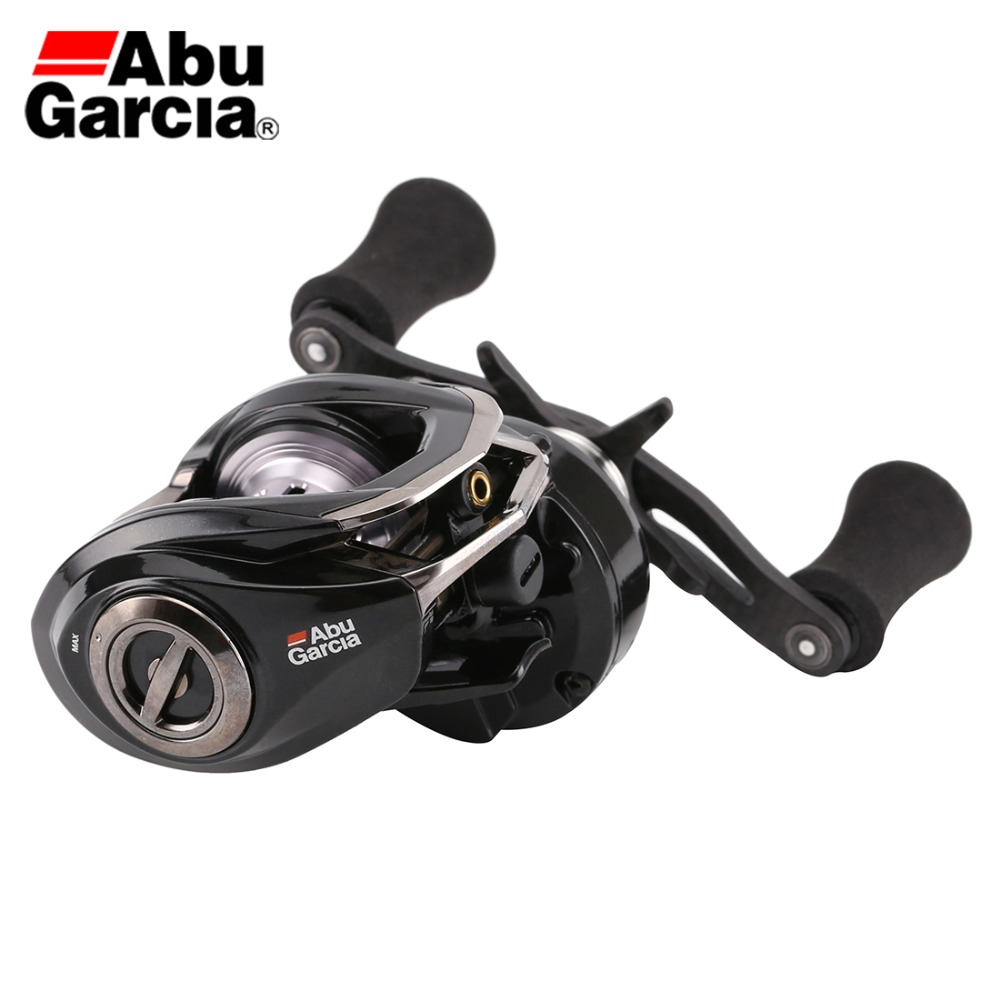 цена NEW! Abu Garcia REVO SLC-IB7/7L Baitcasting Fishing Reel 7.1:1 132g 10BB 5.5kg C6 lightweight carbon Fishing Reel