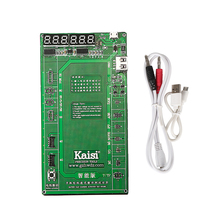 цена на Kaisi Mobile Phone Battery Quick Charge Activation Board Smart Battery Test Charge USB Line Mobile Phone Maintenance Tool