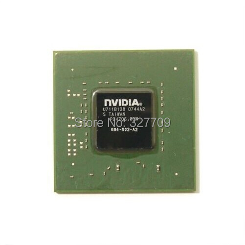 NVIDIA G84-602-A2 BGA GPU VIDEO CHIPSET MACBOOK